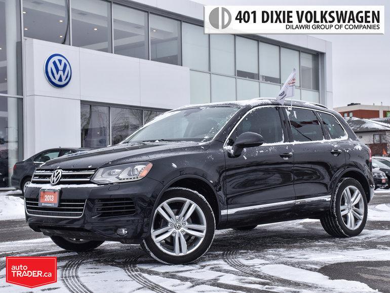 2013 Volkswagen Touareg Highline 3.6L 8sp at Tip 4M Traded. Highline Sport