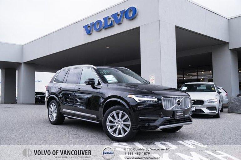 2017 Volvo XC90 T8 PHEV AWD Inscription