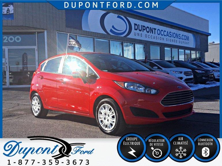 Ford FIESTA 5-DR SE TAUX A PARTIR A 2.9 % AVEC UN - V O C 2014
