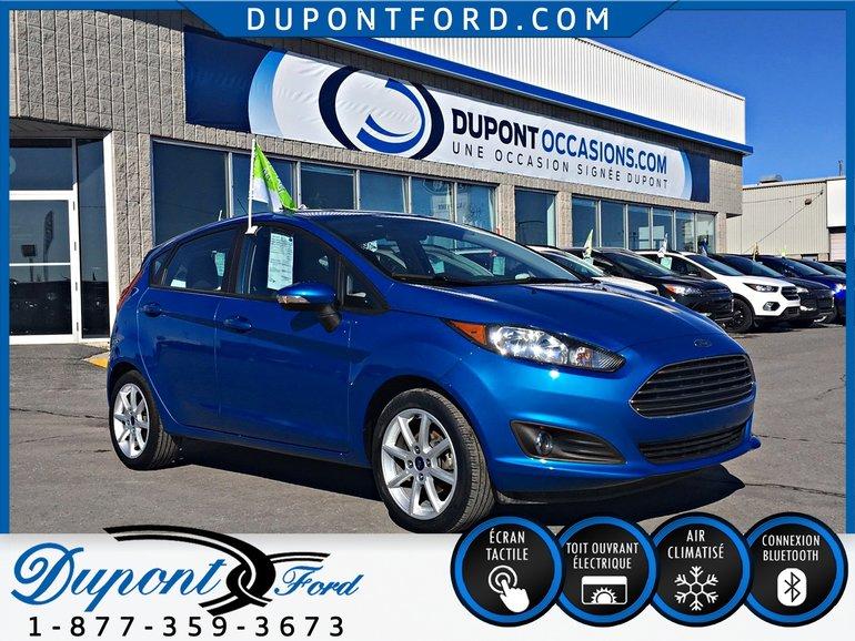 Ford Fiesta 5-dr SE - TOIT - TAUX A PARTIR A 2.9% AVEC * VOC * 2015