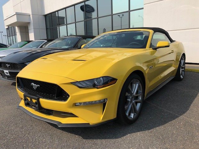2018 ford mustang gt premium for sale