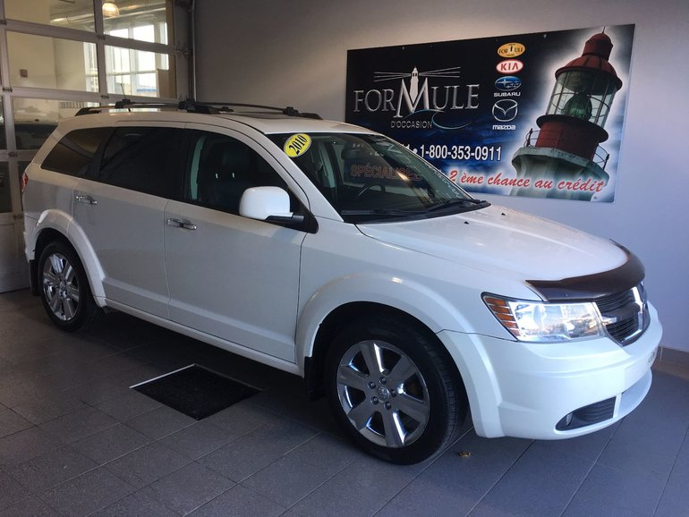 Dodge Journey R/T V6 3.5L AWD 2010