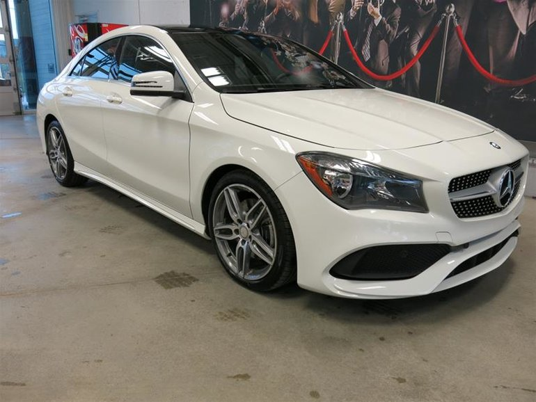 new 2017 mercedes-benz cla250 4matic coupe for sale - $47802.0