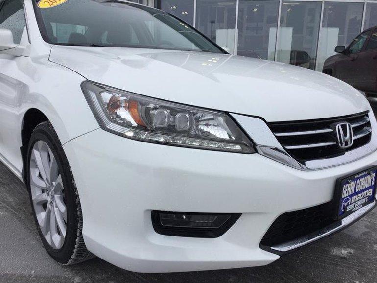 2014 Honda Accord Sedan V6 Touring at