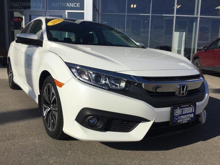 2016 Honda Civic Sedan EX-T CVT HS
