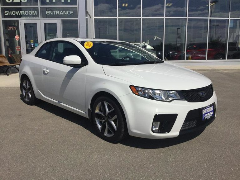 2013 Kia Forte Koup 2.4 SX Luxury at
