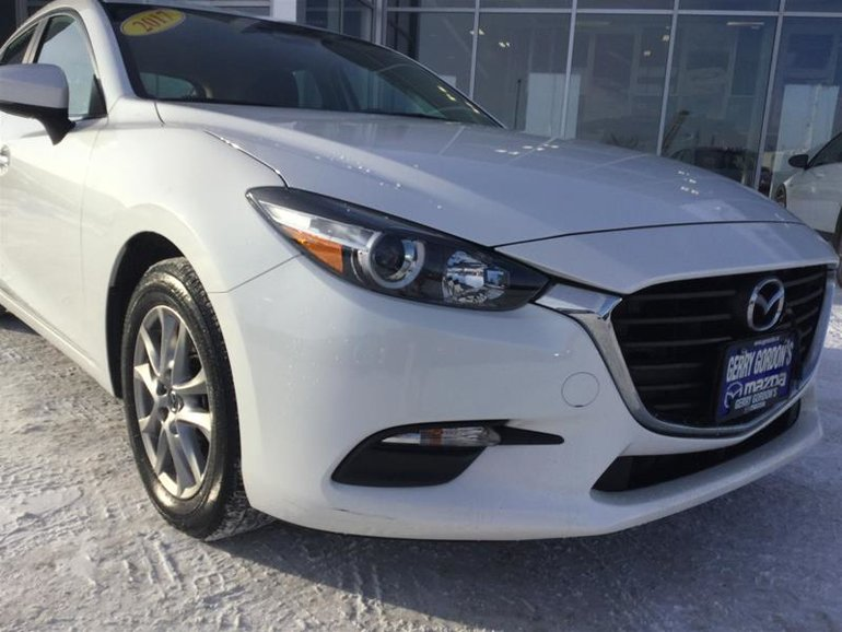 2017  Mazda3 Sport GS 6sp
