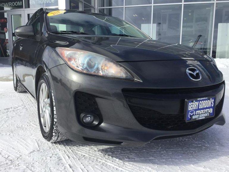 2012 Mazda Mazda3 GS-SKY at