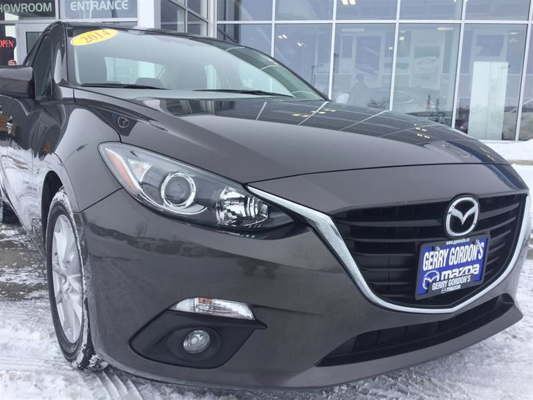 Gerry Gordon's Mazda | Pre-owned 2014 Mazda3 GS-SKY at for Sale