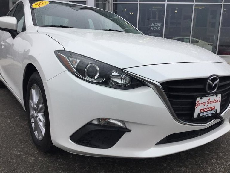 2015  Mazda3 GS-SKY 6sp