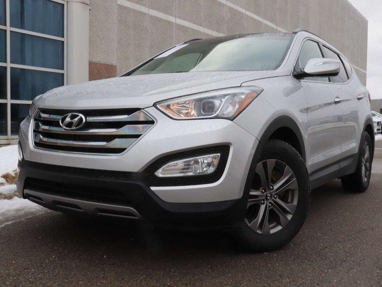 2014 Hyundai Santa Fe Sport Payments as low as $133.54 (+tax) bi-weekly
