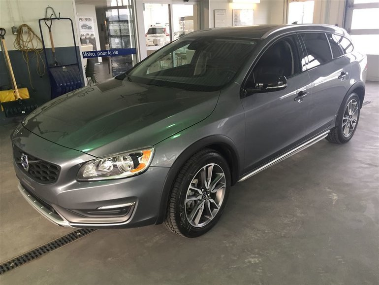 Volvo V60 Cross Country T5 Premier+tech 2016