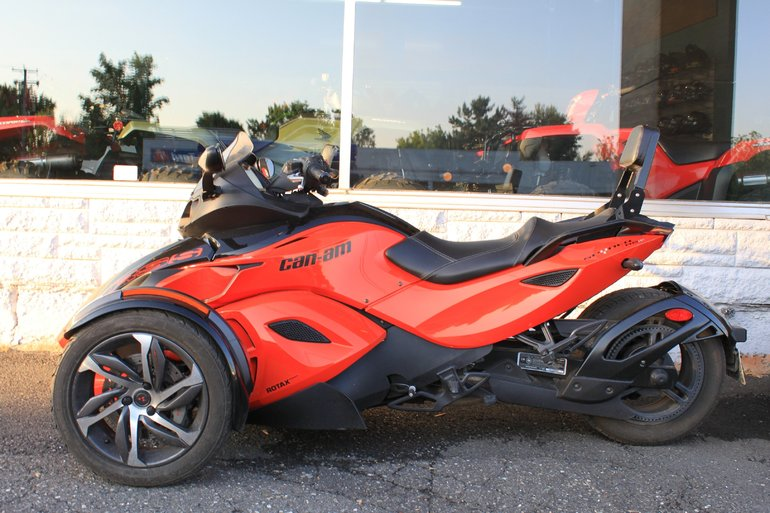 Can-Am Spyder RS  2014