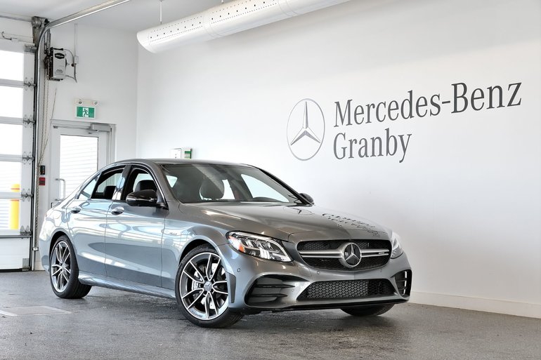 2019 Mercedes-Benz C-Class AMG C 43, EXHAUST AMG, NIGHT PACKAGE