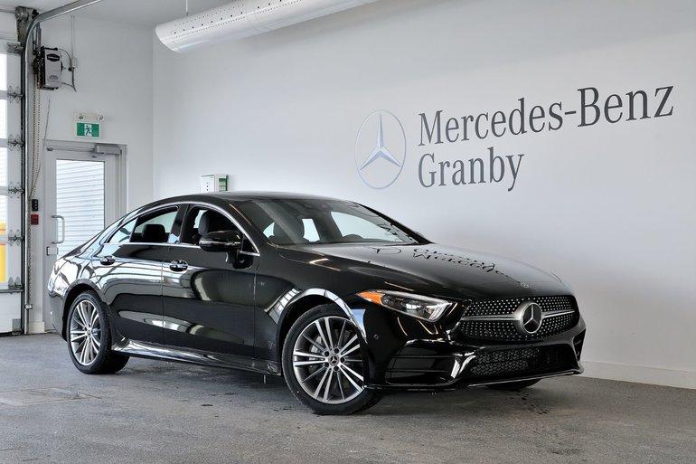 2019 Mercedes-Benz CLS CLS 450, CRUISE INTELLIGENT, HAUT DE GAMME