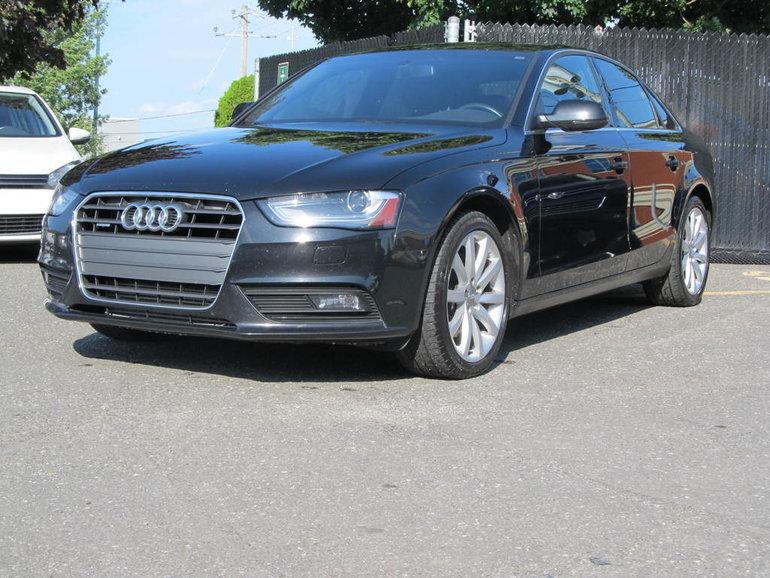 2014 Audi A4 -