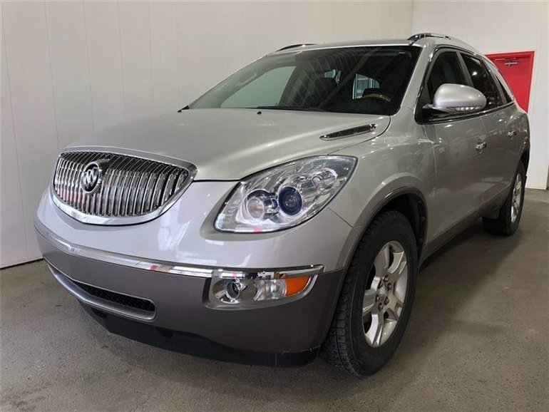 Buick Enclave CX AWD, V6, BLUETOOTH, SIEGE ELECTRIQUE, WOW 2010
