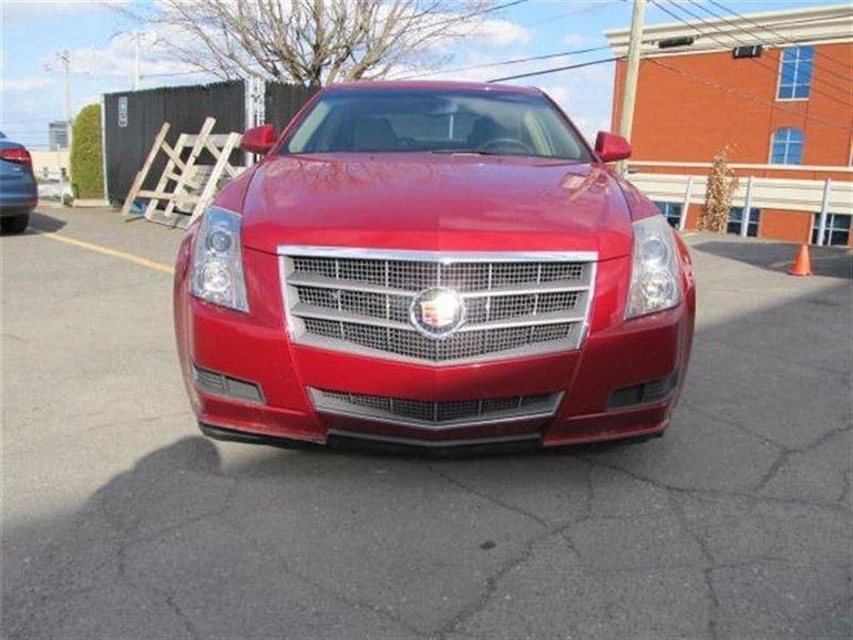 Cadillac CTS AWD, TRÈS BAS KILOMETRAGE.!!! 2011