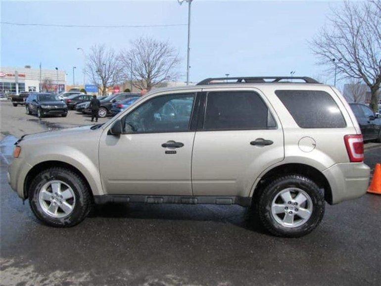 Ford Escape XLT, BAS KILOMETRAGE, CLIMATISATION 2012