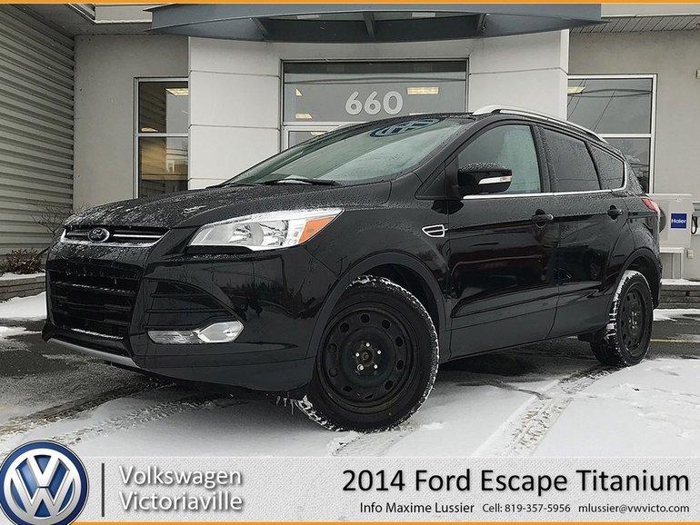 Ford Escape Titanium | AWD | CUIR | TOIT | GPS 2014