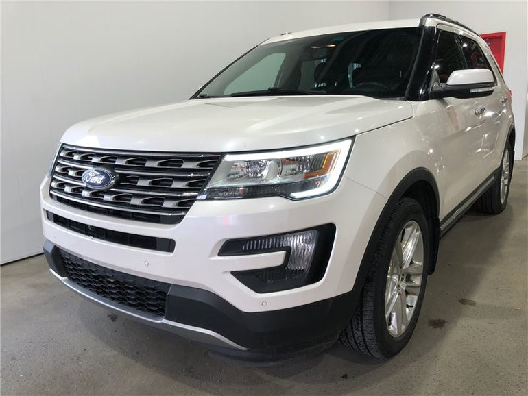 Ford Explorer LIMITED, CUIR, NAVIGATION, TOIT PANORAMIQUE 2016