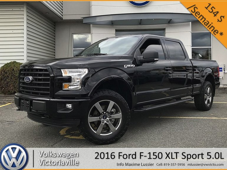 2016 Ford F150 Lifted >> 2016 Ford F 150 Xlt Sport 302a Lift Kit 35 20 Po
