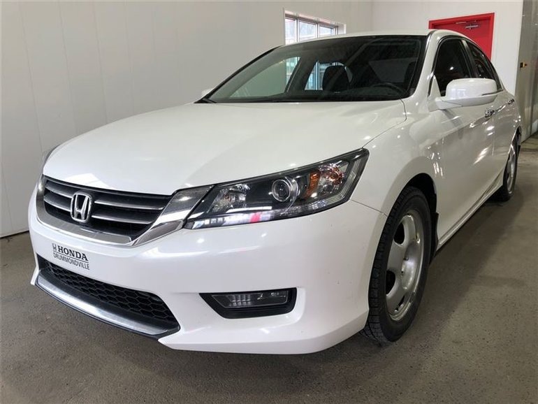 Honda Accord Sport, BAS KILOMETRAGE, BLUETOOTH 2014
