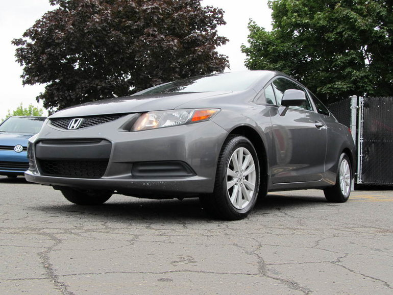 Honda Civic TOIT OUVRANT + BLUETOOTH 2012