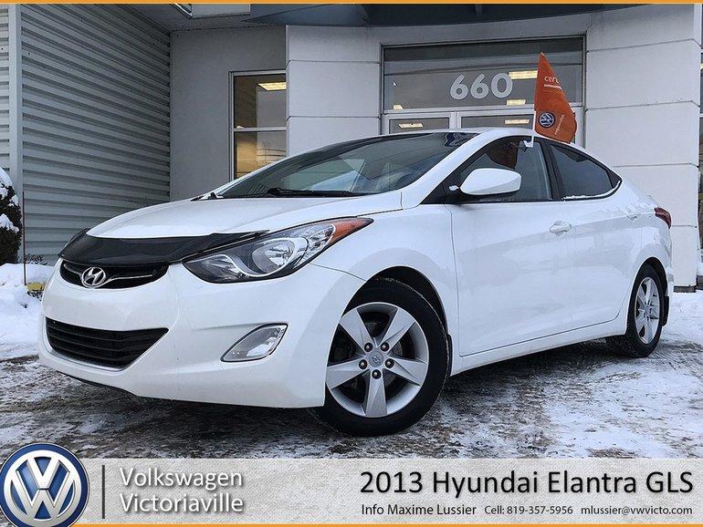 Hyundai Elantra GLS | TOIT | ÉQUIPEMENT COMPLET 2013