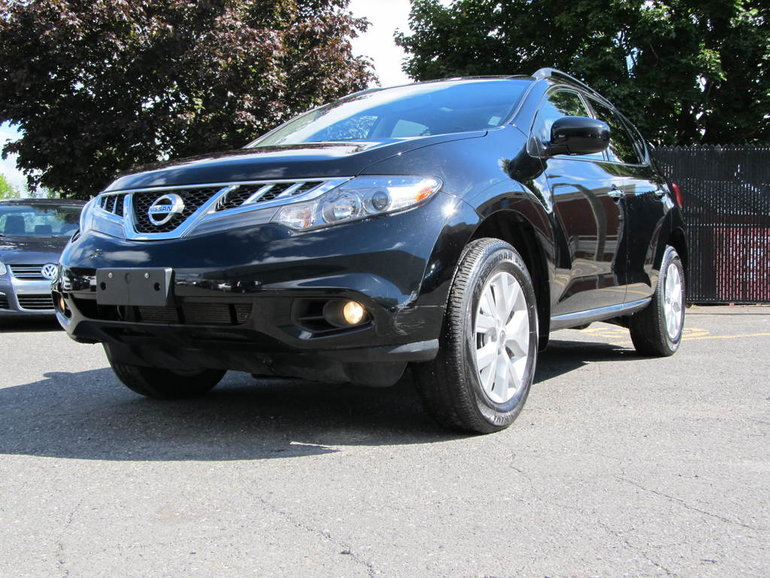 Nissan Murano SV, AWD, NAVIGATION, TOIT PANORAMIQUE 2014