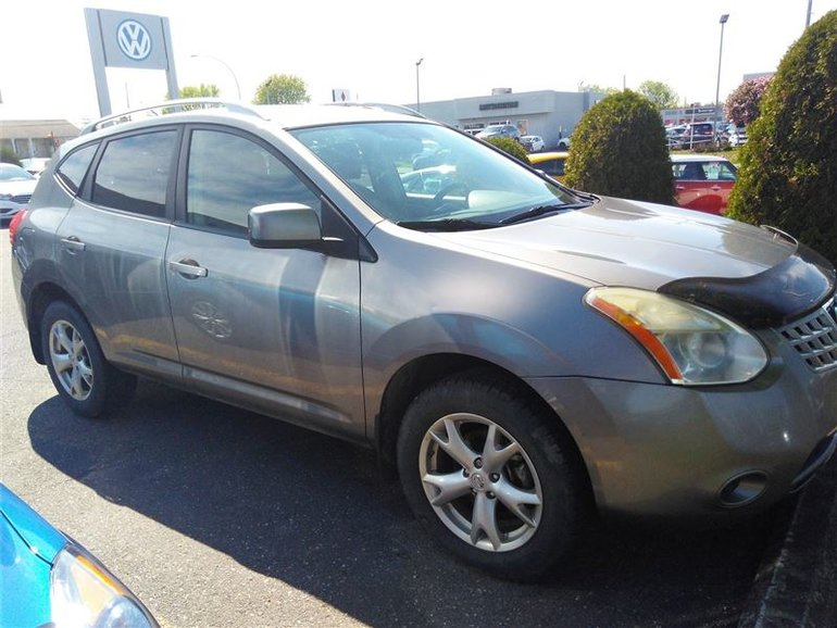 2008 Nissan Rogue SL, AWD, SIEGES CHAUFFANTS, CLIMATISATION