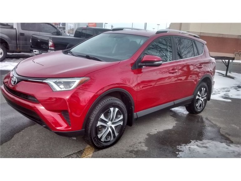 2016 Toyota RAV4 LE AWD, COMME NEUF, SIEGE CHAUFFANT,