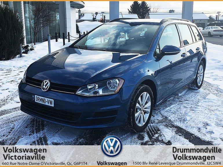 Volkswagen GOLF SPORTWAGEN 1.8 TSI Trendline | APP CONNECT | CAMÉRA 2017