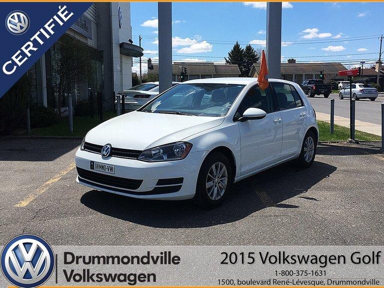 2015 Volkswagen Golf 1.8 TSI Trendline | BLUETOOTH | MAG