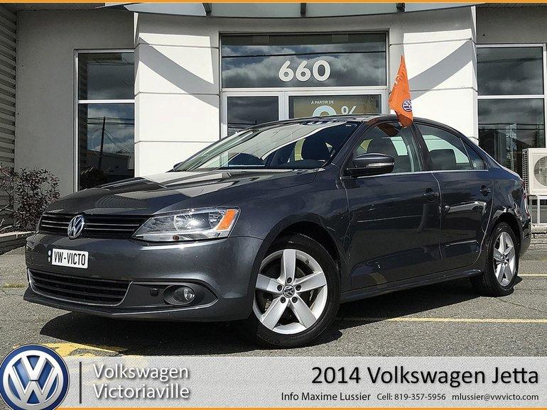 2014 Volkswagen Jetta COMFORTLINE | MAG | TOIT | BLUETOOTH
