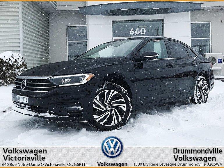 Volkswagen Jetta Execline | BEAT| CUIR | GPS | TOIT 2019