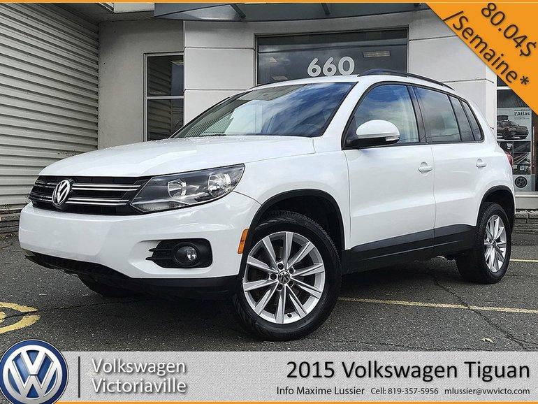 Volkswagen Tiguan Comfortline | CUIR | TOIT PANO 2015
