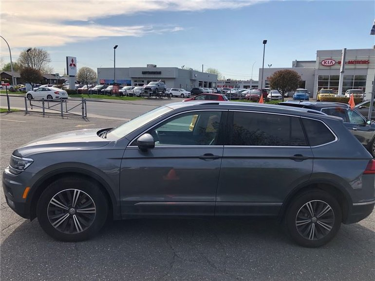 Volkswagen Tiguan Highline, DEMO LIQUIDATION!!! 7 PASSAGERS!!! 2018