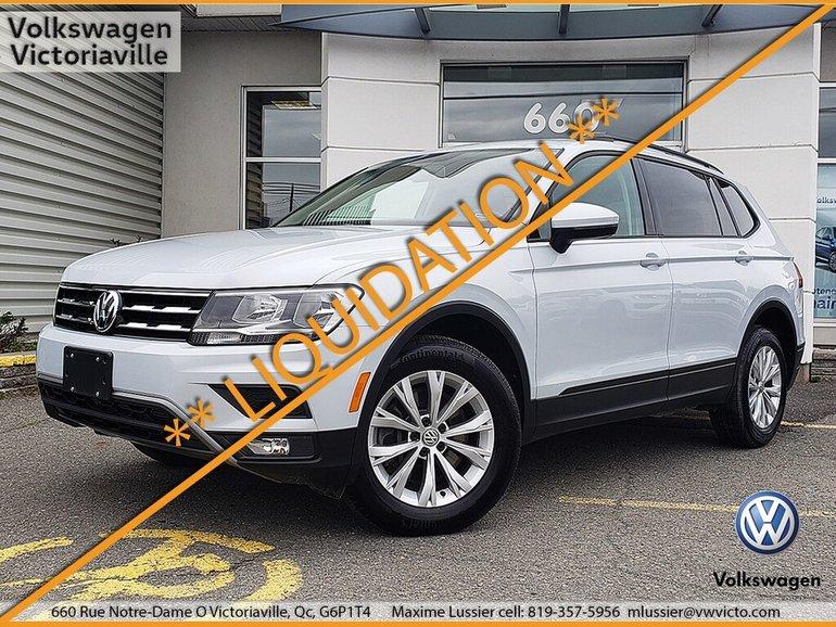 Volkswagen Tiguan Trendline 4MOTION | CAM | APP CONNECT 2018