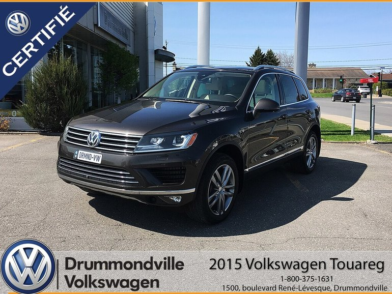 Volkswagen Touareg 3.0 TDI Highline | GPS | CAMERA | CUIR 2015