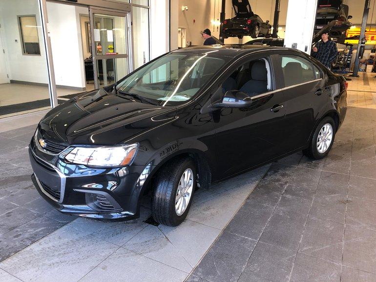 Chevrolet Sonic LT LT*BALANCE DE GARANTIE 2017