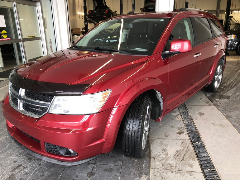 Dodge JOURNEY R/T R/T*AWD*7PASS*CUIR 2011