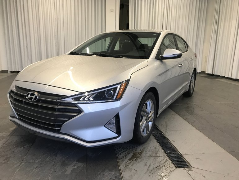 2019 Hyundai Elantra PREFERRED TRÉS BAS KILO