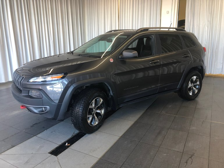 2015 Jeep CHEROKEE TRAILHAWK Trailhawk*CUIR*TOIT OUVRANT