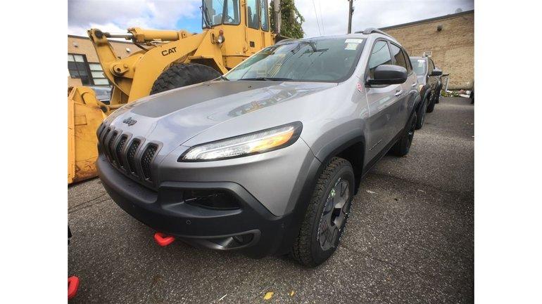 Jeep Cherokee TRAILHAWK L PLUS 2018