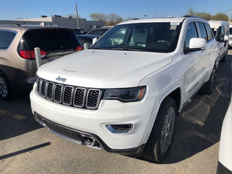 Jeep Grand Cherokee LIMITED STERLING EDITION 2018