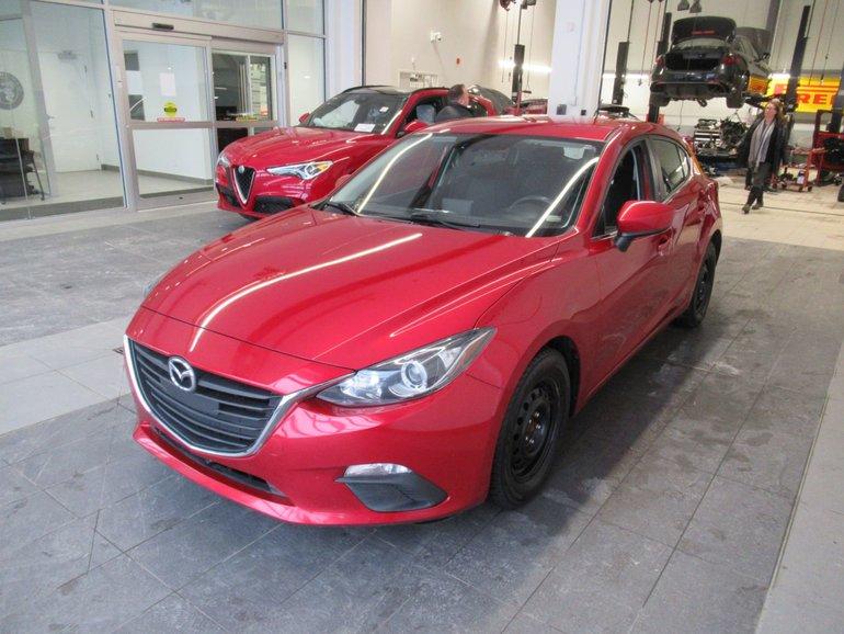 Mazda MAZDA3 SPORT GS GS*WOW!! 2015
