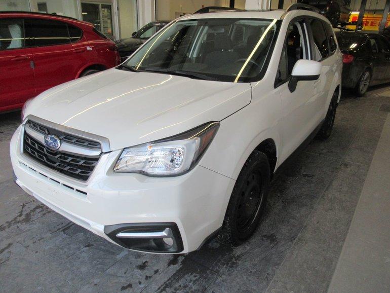 Subaru FORRESTER 2.5I Limited 2017