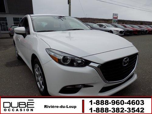 Mazda Mazda3 Sport GX //NEUF// AIR CLIMATISÉ RÉGULATEUR DE VITESSE 2018