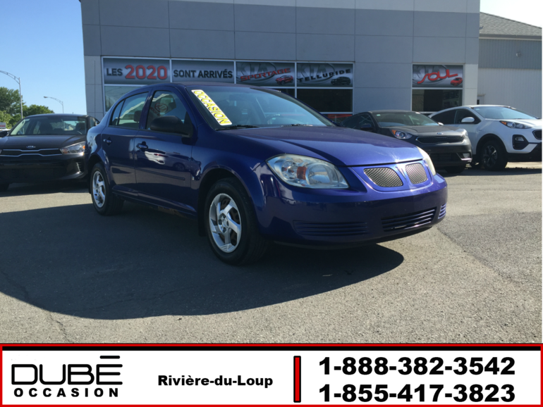 Pontiac G5 Base AUTOMATIQUE TEL QUEL 2007